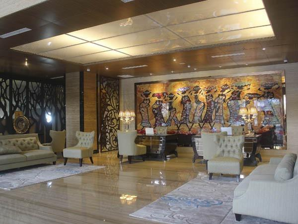 Regata Hotel Bandung - LOBBY RECEPTION