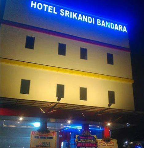 Hotel Srikandi Bandara Jogja - Facade