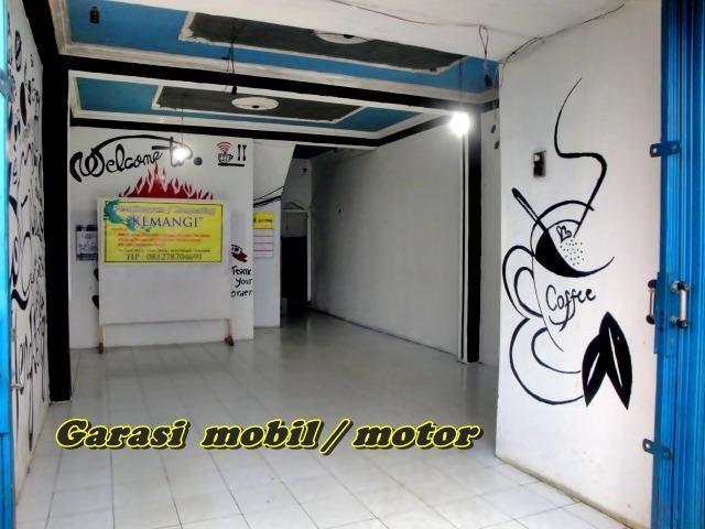 Homestay Kemangi Dieng SYARIAH Wonosobo - garasi mobil