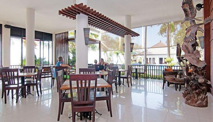 ZenRooms Raya Sririt Singaraja - Restoran