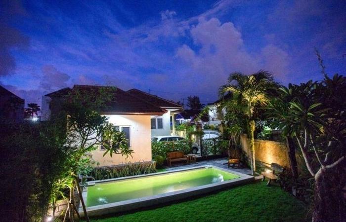 Kubu Jepun Villa Bali - Exteroir
