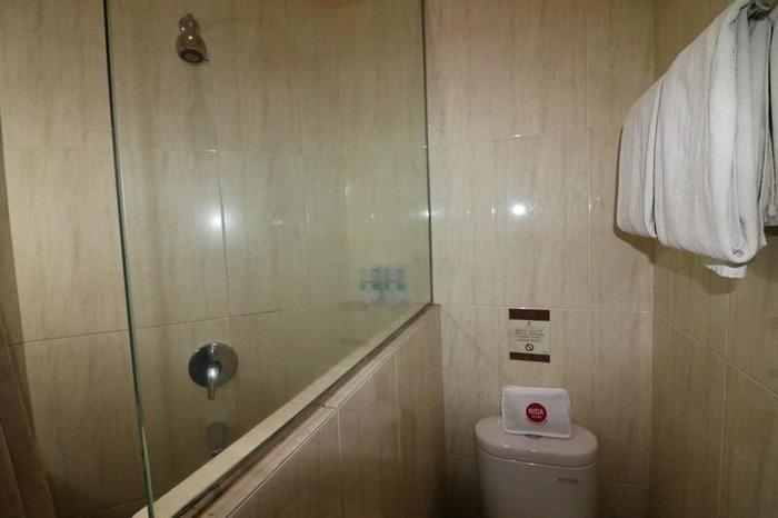 NIDA Rooms Sumatera Utara Uni Medan Sunggal - Kamar mandi
