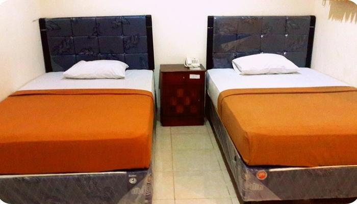 Hotel Walan Syariah Surabaya - Kamar Twin