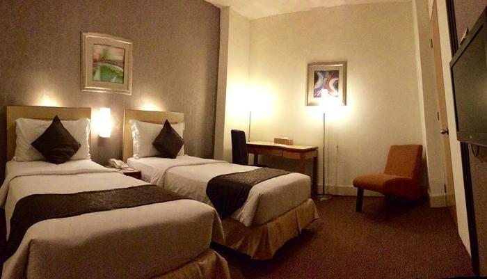 Serela Riau Hotel Bandung - Smart Room Twin