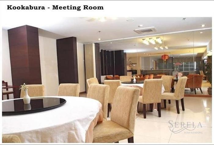 Serela Riau Hotel Bandung - Kookabura Meeting Room