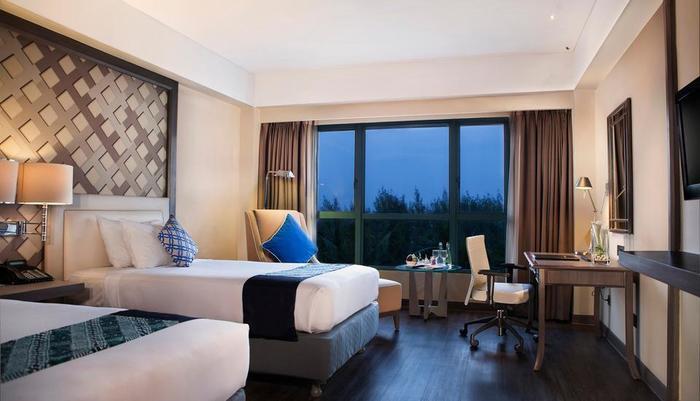 Hotel Melia Purosani Yogyakarta - Deluxe Room 3