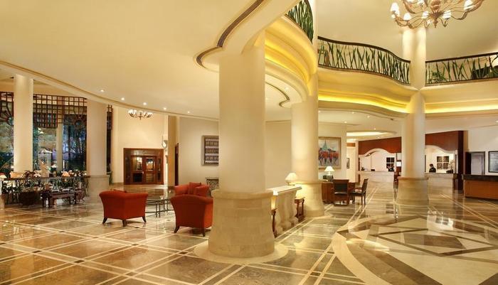 Hotel Melia Purosani Yogyakarta - Lobby Area