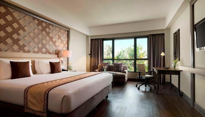 Hotel Melia Purosani Yogyakarta - Deluxe Room King Bed