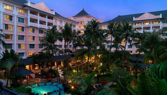 Hotel Melia Purosani Yogyakarta - Melia Purosani Building