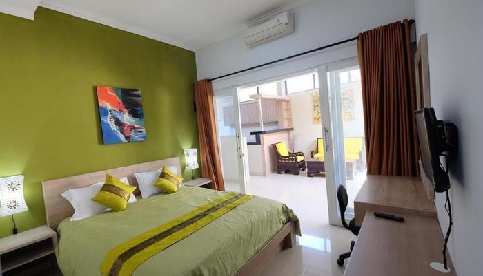 Pulasari Homestay & Villa Bali - Guest room