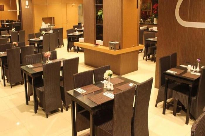 Hotel Grand Imawan Makassar - Ruang makan