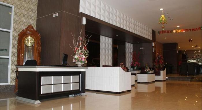 Hotel Grand Imawan Makassar - Lobby