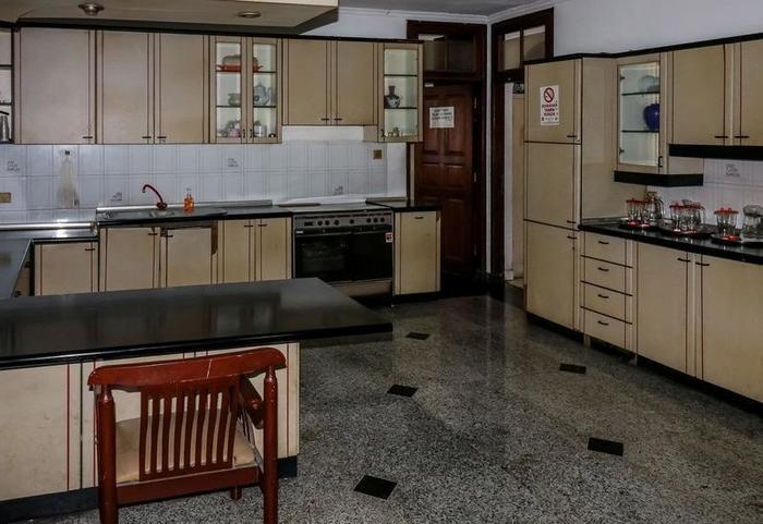 NIDA Rooms Tugu Kujang Bogor - Area dapur