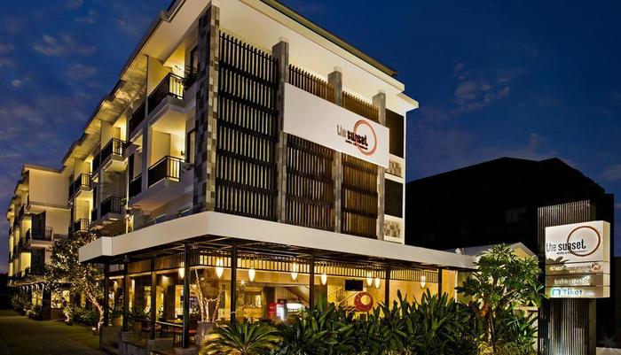 The Sunset Hotel Bali - Luar Hotel