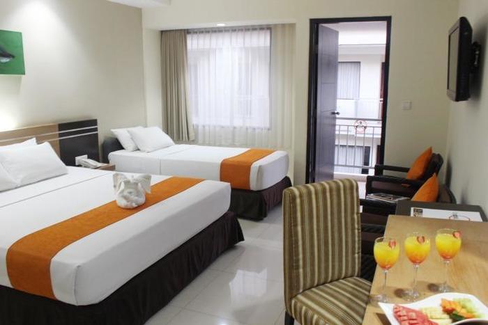 The Sunset Hotel Bali - Ruang Keluarga