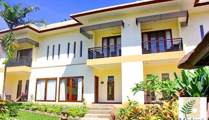 Medewi Bay Retreat Bali - Studio Deluxe bangunan