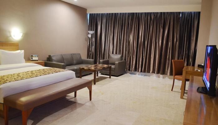 Hotel Horison Pematang Siantar - kamar family suite