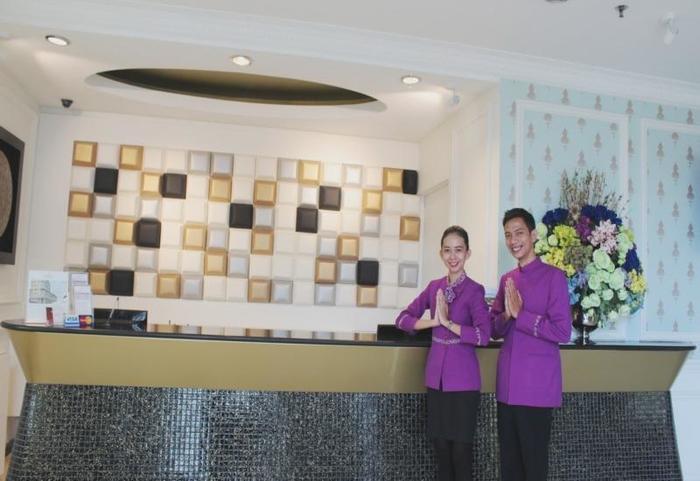 Imara Hotel Palembang - RESEPSIONIS
