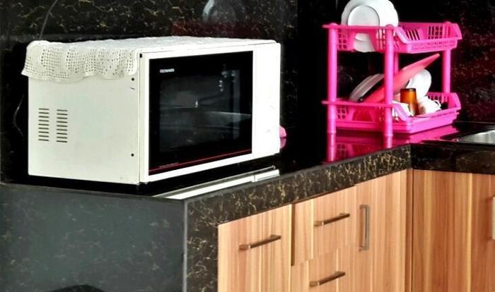 Icorner Residence Jakarta - Microwave