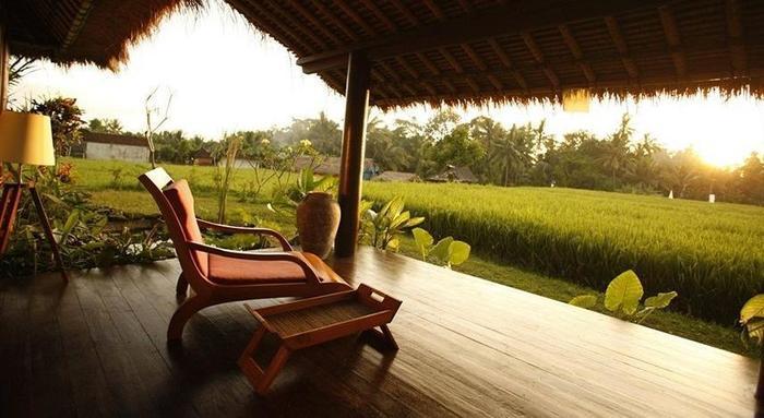 Ubud Hidden Villa Bali - Eksterior