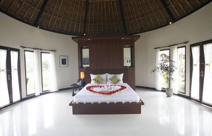 Ubud Hidden Villa Bali - Kamar tamu