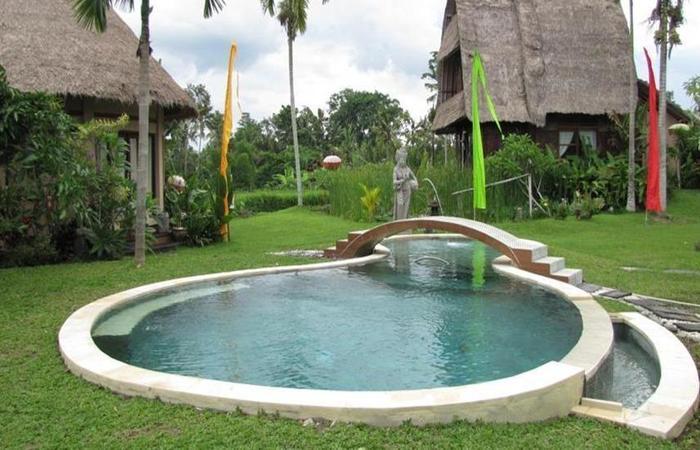 Ubud Hidden Villa Bali - Kolam Renang