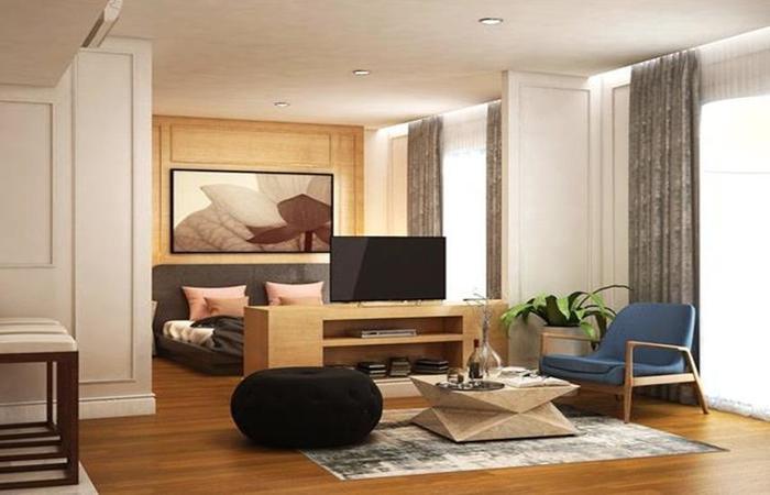 Swiss-Belinn Singkawang Singkawang - Kamar Business Suite