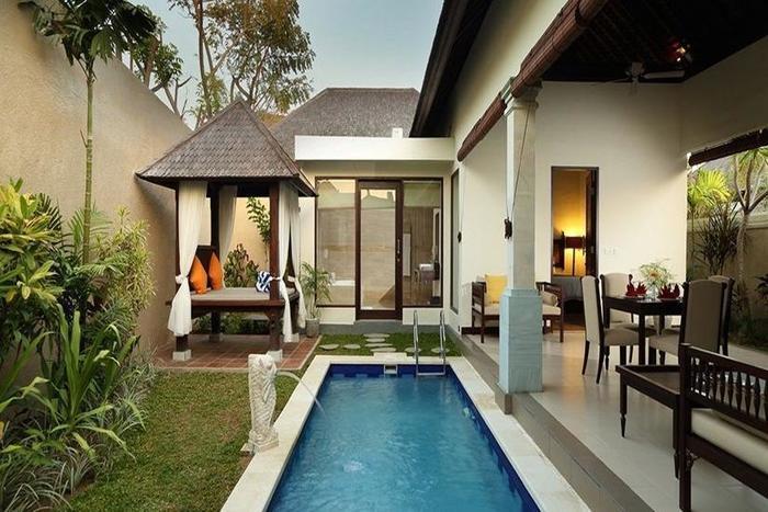 Transera Grand Kancana Villas Bali - Kolam Renang