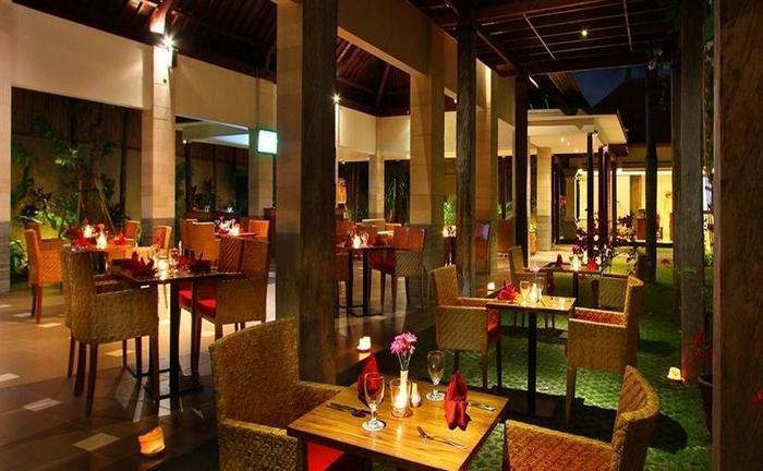 Transera Grand Kancana Villas Bali - Restoran