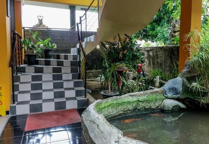 NIDA Rooms Raya Tuban 62 Kuta - Pemandangan Area