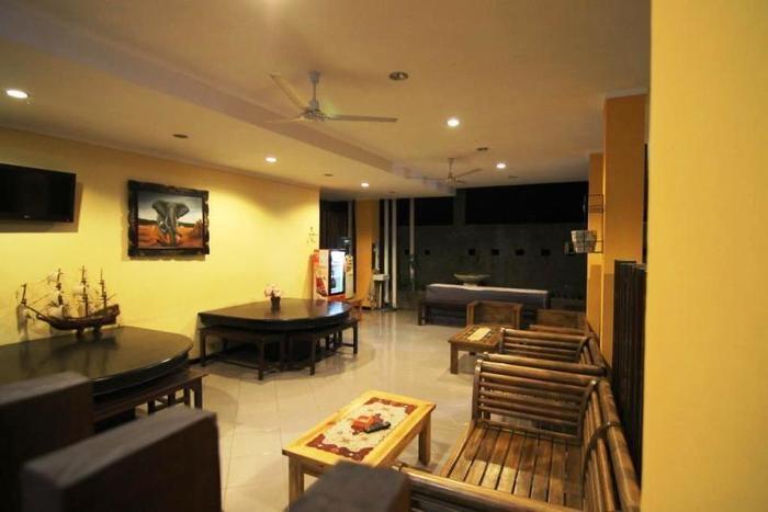 NIDA Rooms Raya Tuban 62 Kuta - Lobi