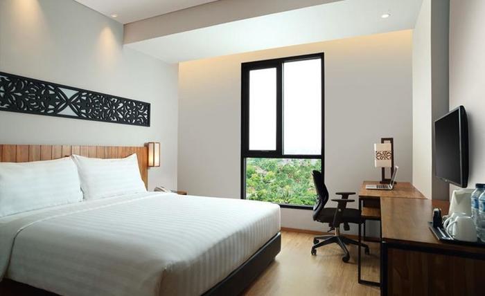 BATIQA Hotel Pekanbaru Pekanbaru - Kamar tamu
