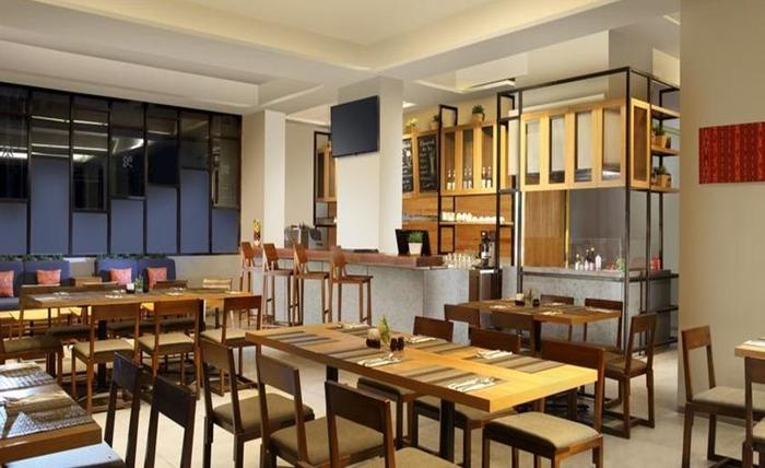 BATIQA Hotel Pekanbaru Pekanbaru - Restoran