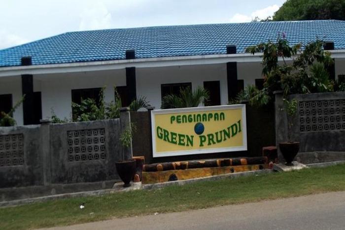 Green Prundi Hotel Flores - Tampilan Luar Hotel