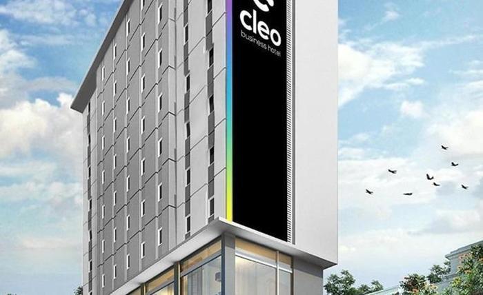 Cleo Hotel Jemursari - Eksterior