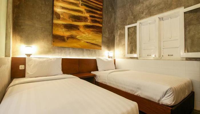 Watu Agung Guesthouse Magelang - Room