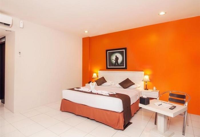 The Harmony Legian Hotel Bali - Kamar