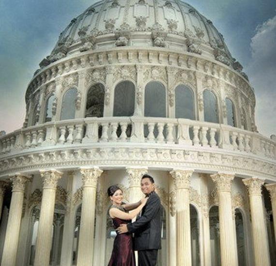 The Palais Dago Hotel Bandung - Tempat pernikahan pra