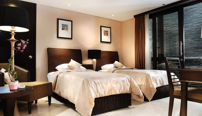 The Palais Dago Hotel Bandung - Deluxe Twin