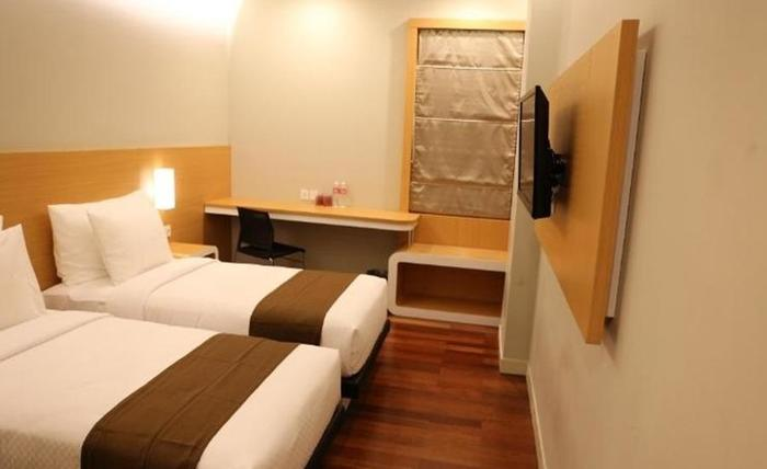 Kuta Majesty Hotel Bali - Kamar tamu