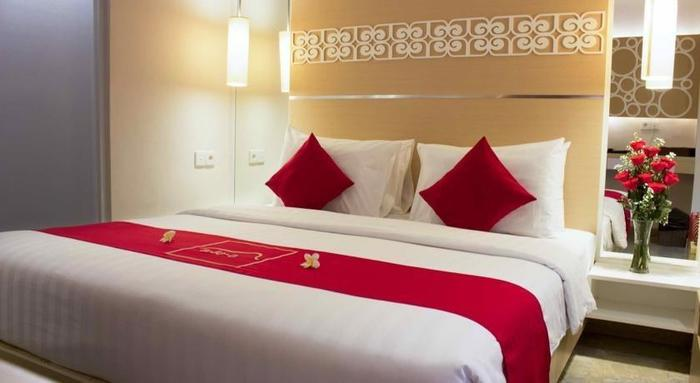 ZenRooms Seminyak Cendrawasih - Tempat Tidur Double
