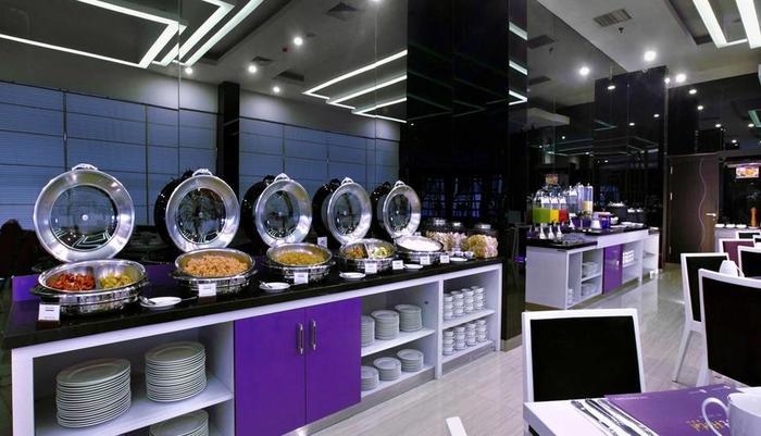 Quest Hotel  Balikpapan - Sarapan Prasmanan