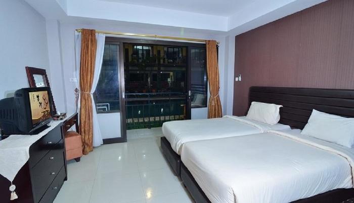 Aromas Hotel Bali - studio