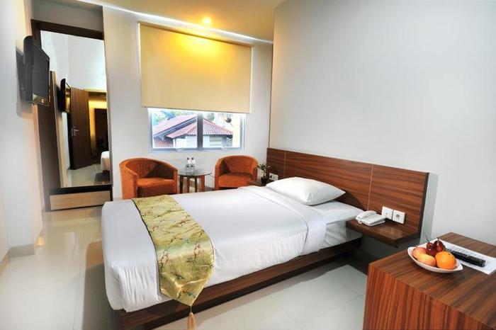 Paramita Hotel Pekanbaru - Kamar tidur
