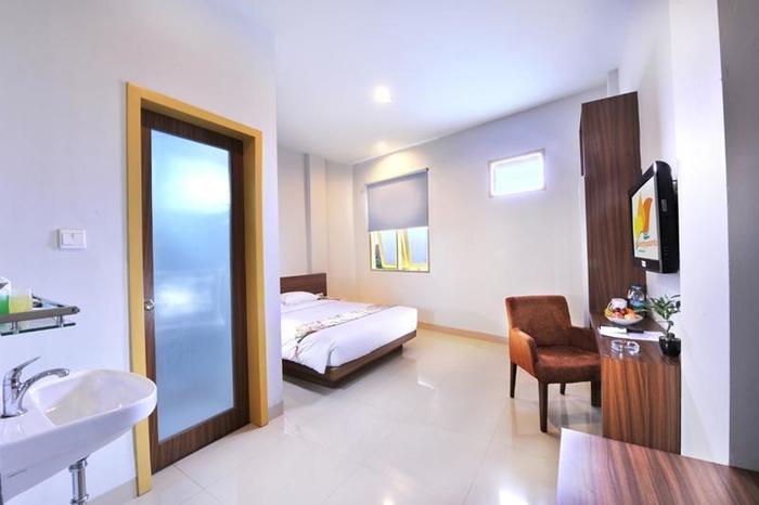 Paramita Hotel Pekanbaru - Kamar Deluxe