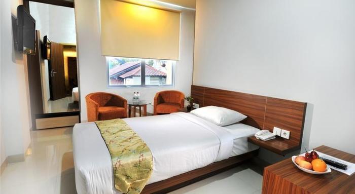 Paramita Hotel Pekanbaru - Room
