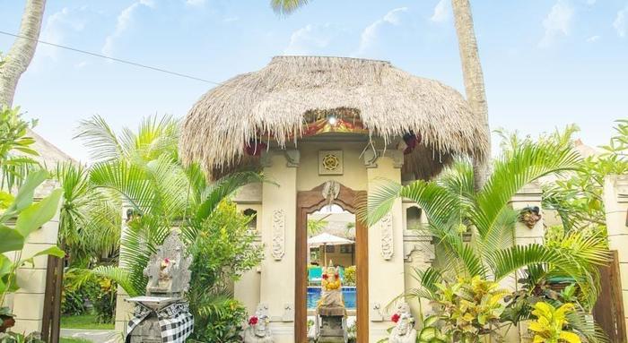 Mushroom Garden Villas Bali - Eksterior