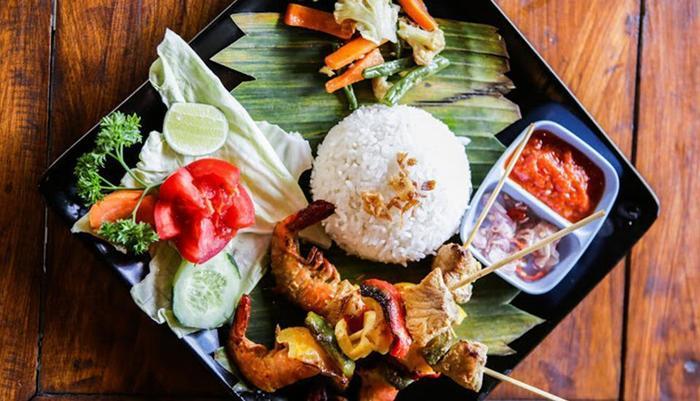 Mushroom Garden Villas Bali - Makanan