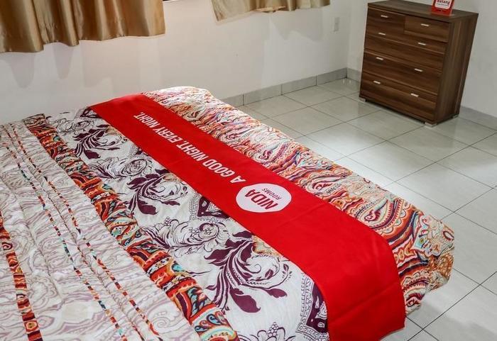 NIDA Rooms Belutu 114 Ring Road Medan Selayang - Kamar tamu