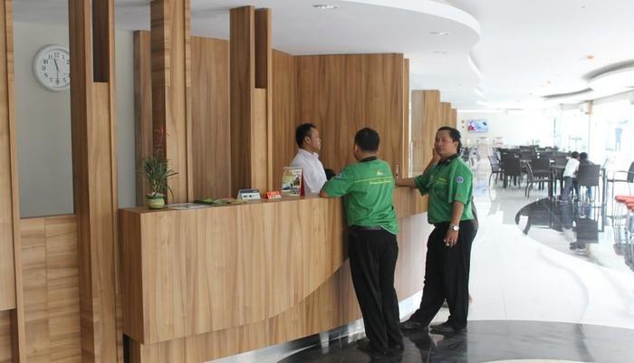 Grand Aquarium Hotel Pangandaran - Resepsionis